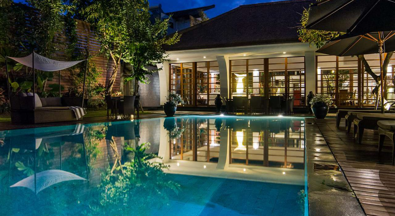 Villa Kharisma Pool 8