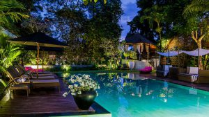 Villa Kharisma Pool 7