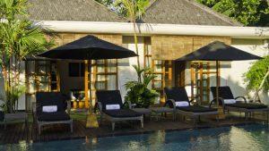 Villa Kharisma Pool 4
