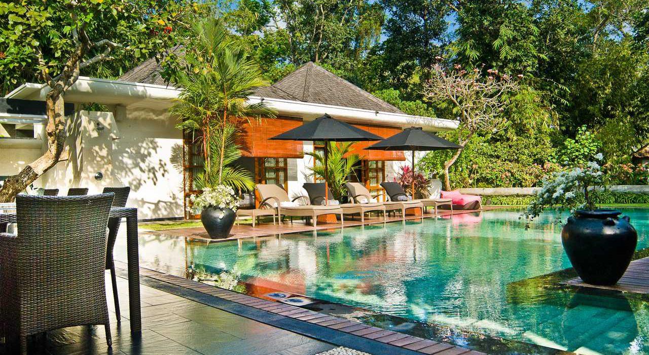 Villa Kharisma Pool 3