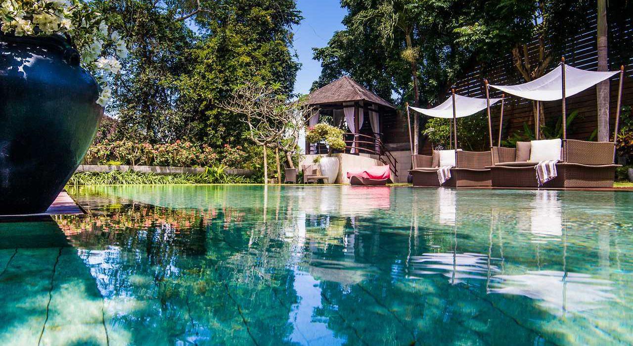 Villa Kharisma Pool 2